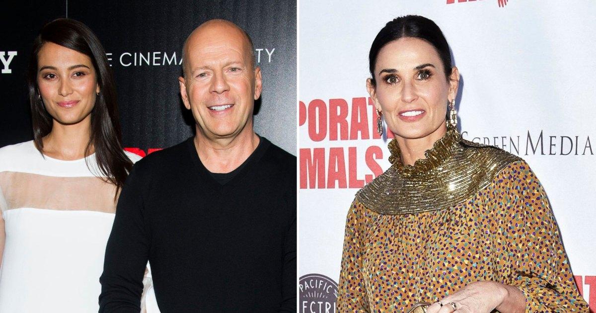 Bruce Willis Brings Wi...
