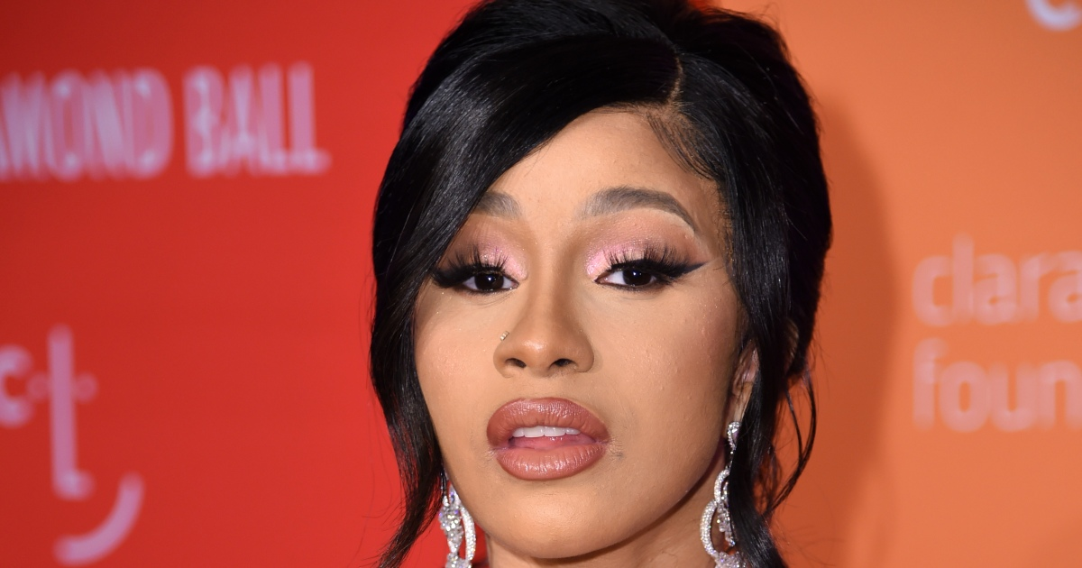 Cardi B Gets Candid About Sexual Assault During Photo Shoot