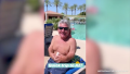 Caryn Chandler Shares Video of Matt Roloff By the Pool in Arizona