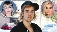 Celebs React Justin Bieber Instagram