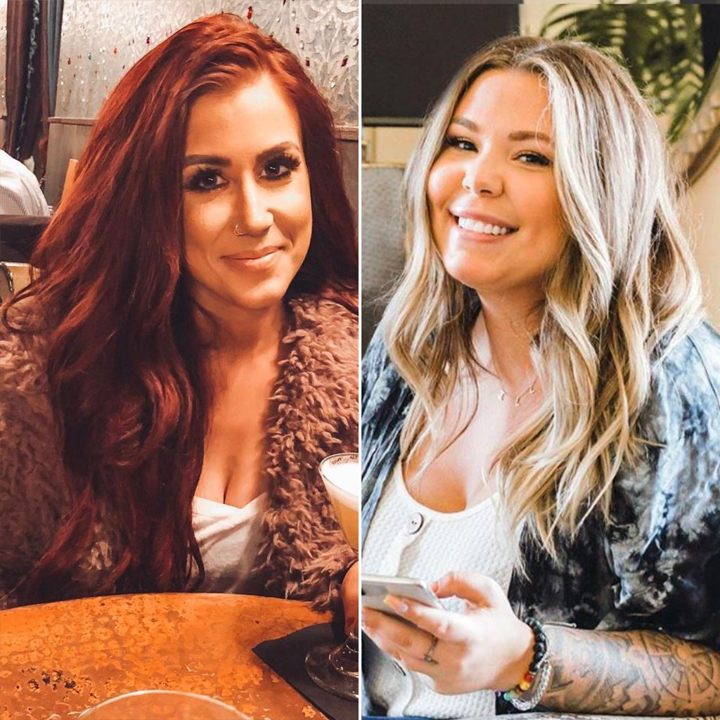 Chelsea Houska and Kailyn Lowry Squash Rumors They're No Longer Friends