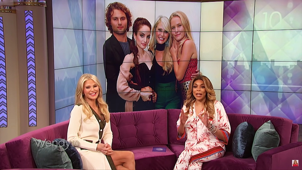 Christie Brinkley Fires Back at Wendy Williams' Claims She 'Faked' Her 'DWTS' Injury