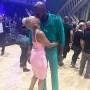 DWTS Lamar Odom Girlfriend Sabrina Parr Supportive Message