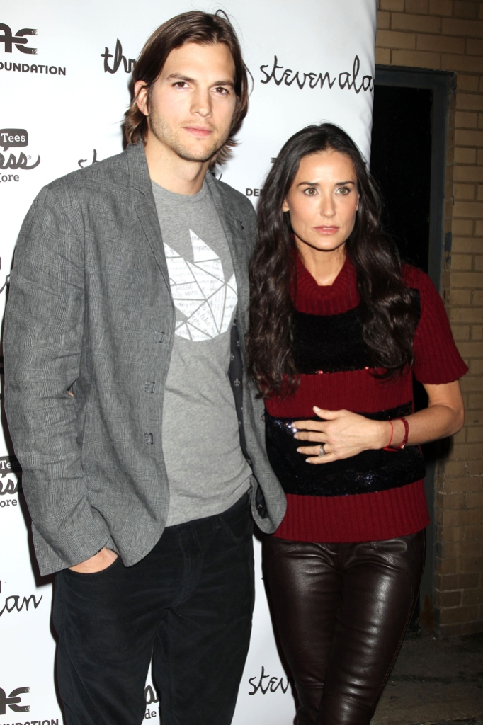 Demi Moore Ashton Kutcher Cheated Marriage