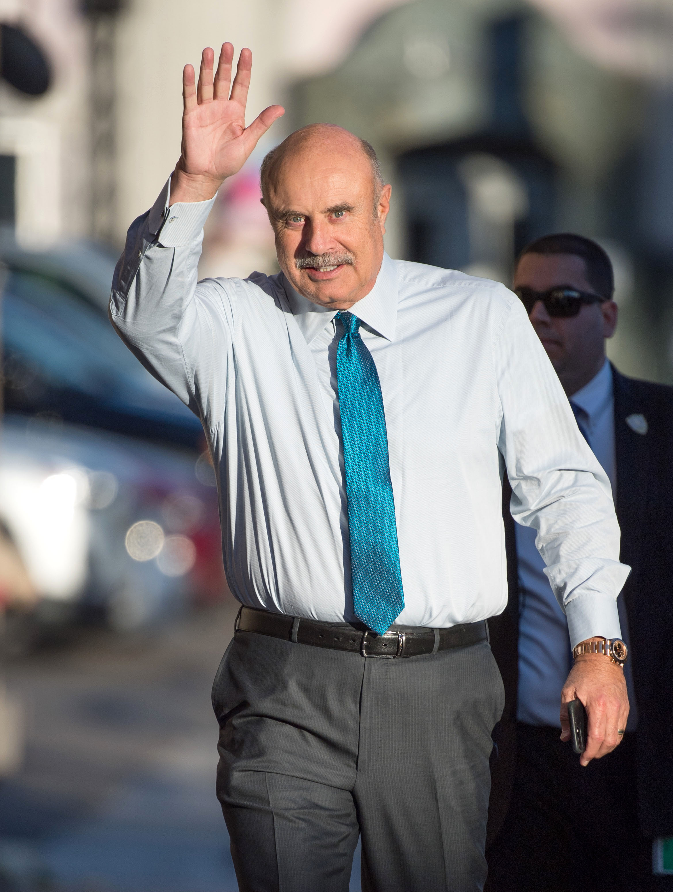 Dr. Phil McGraw Celebrates His 3000th Episode of 'Dr. Phil' — Watch the Amazing Milestone!