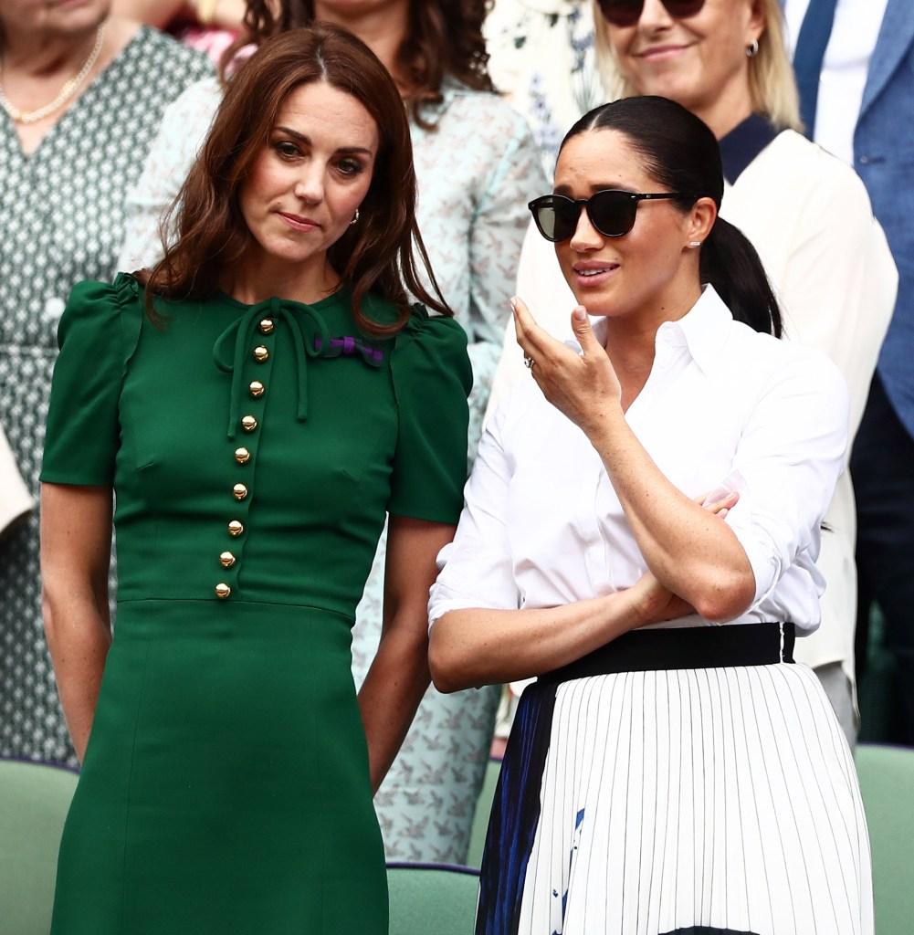 Duchess Meghan Duchess Kate Never Be Best Friends