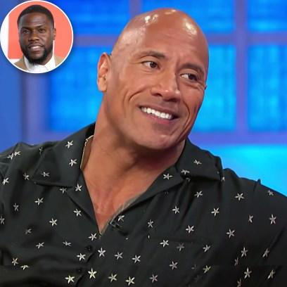 Dwayne Johnson Update Kevin Hart Car Crash