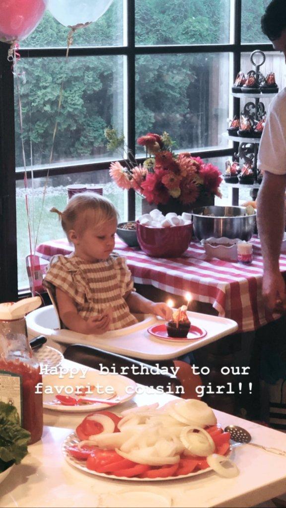 Ember Roloff Birthday Turns 2