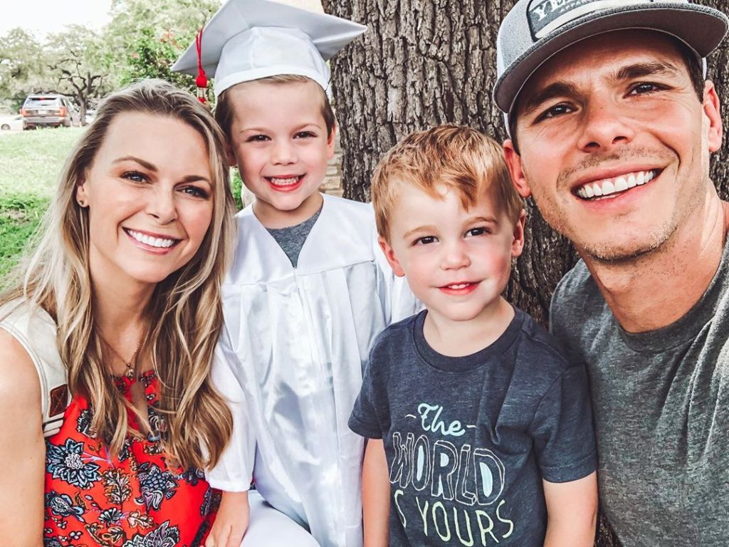 Granger Smith Amber Looks Photos Son River All the Time
