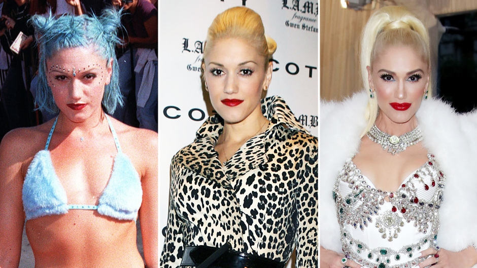 Gwen Stefani Transformation
