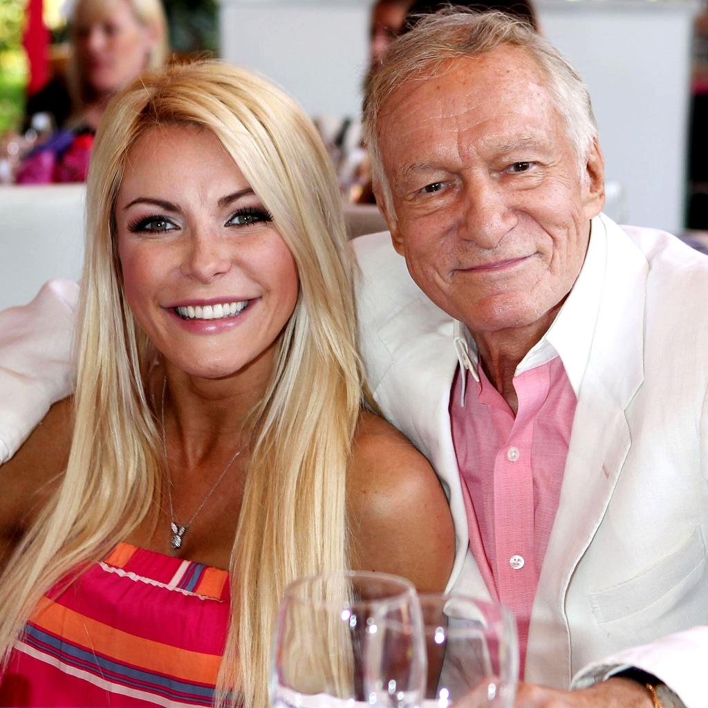 Hugh Hefner's Widow Crystal Shares Tribute on Anniversary of His Death: 'Missing You for 2 Years'