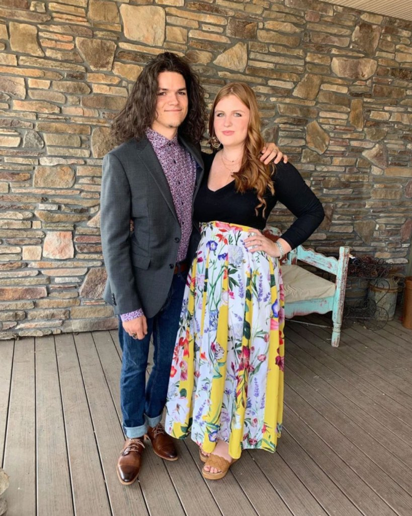 Isabel Rock and Jacob Roloff Honors Late Mother and Brother During Wedding