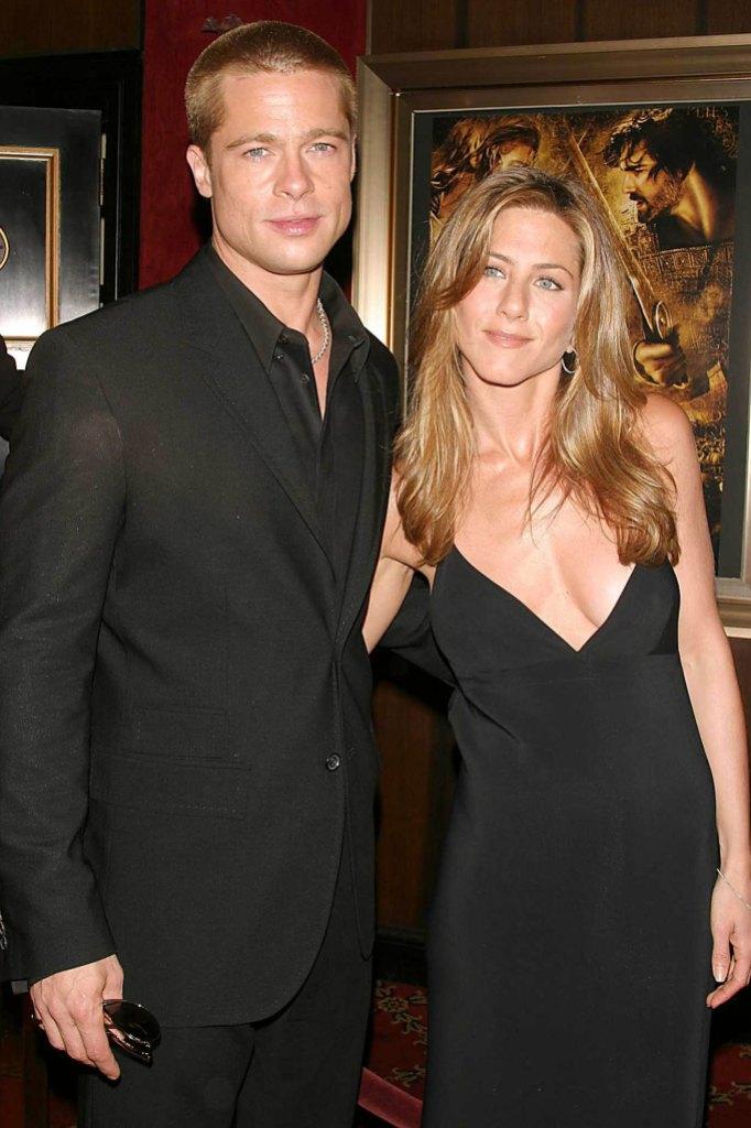Jennifer Aniston Explains the Ritual She Did Before Marring Brad Pitt