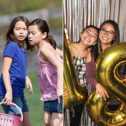 They Grew Up Before Our Eyes! See 'Kate Plus 8' Stars Mady and Cara's Transformation Over the Years