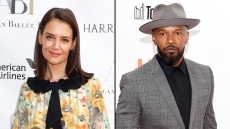 Katie Holmes Not Opposed Dating Again Jamie Foxx Split