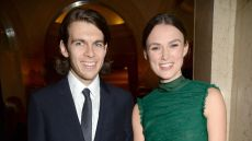 Keira Knightly Holds Hands with Husband James Righton