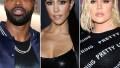 Khloe Kardashian Looking Serious Split With Serious Tristan Thompson and Kourtney Kardashian
