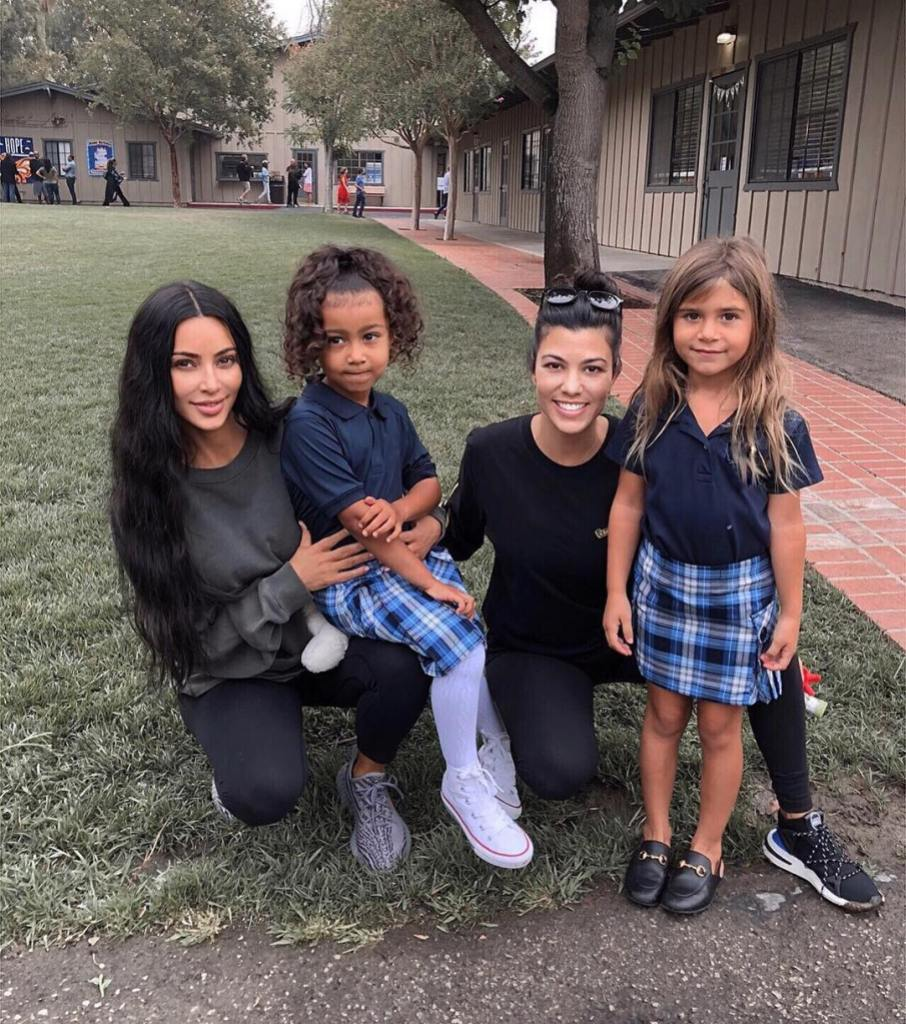 Kim Kardashian Reveals Her Daughter North 'Tried to Bite' and Fire Their Nanny in 'KUWTK' Clip