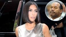 Kim Kardashian Crying Saw OJ Simpson