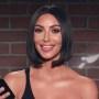 Kim Kardashian Reads Savage Tweet About Herself Jimmy Kimmel