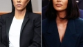 Kourtney Kardashian Kim Met-Gala Party Dress Nicki Minaj Halloween