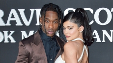 Kylie Jenner Travis Scott Smells Fresh Shower Morning Weed