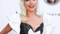 Lady Gaga Date Night Pic BF