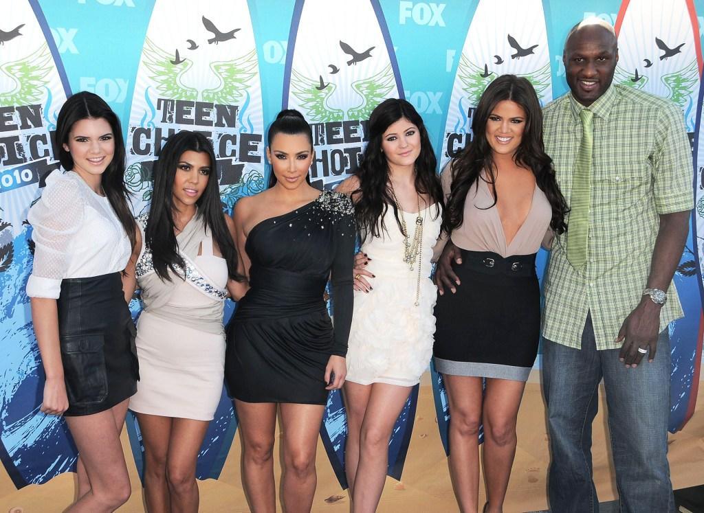 Lamar Odom Spoken Rob Kim Kardashian DWTS Advice