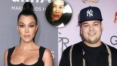 Lamar Odom's Ex Liza Morales Says Kourtney and Rob Kardashian Were the Best Babysitters to Her Kids