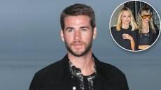 Liam Hemsworth Smiles Make Peace Island Ex Miley Cyrus Romance Heats Up