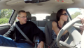 Josh Looks at Cheryl Driving on 'Love After Lockup'