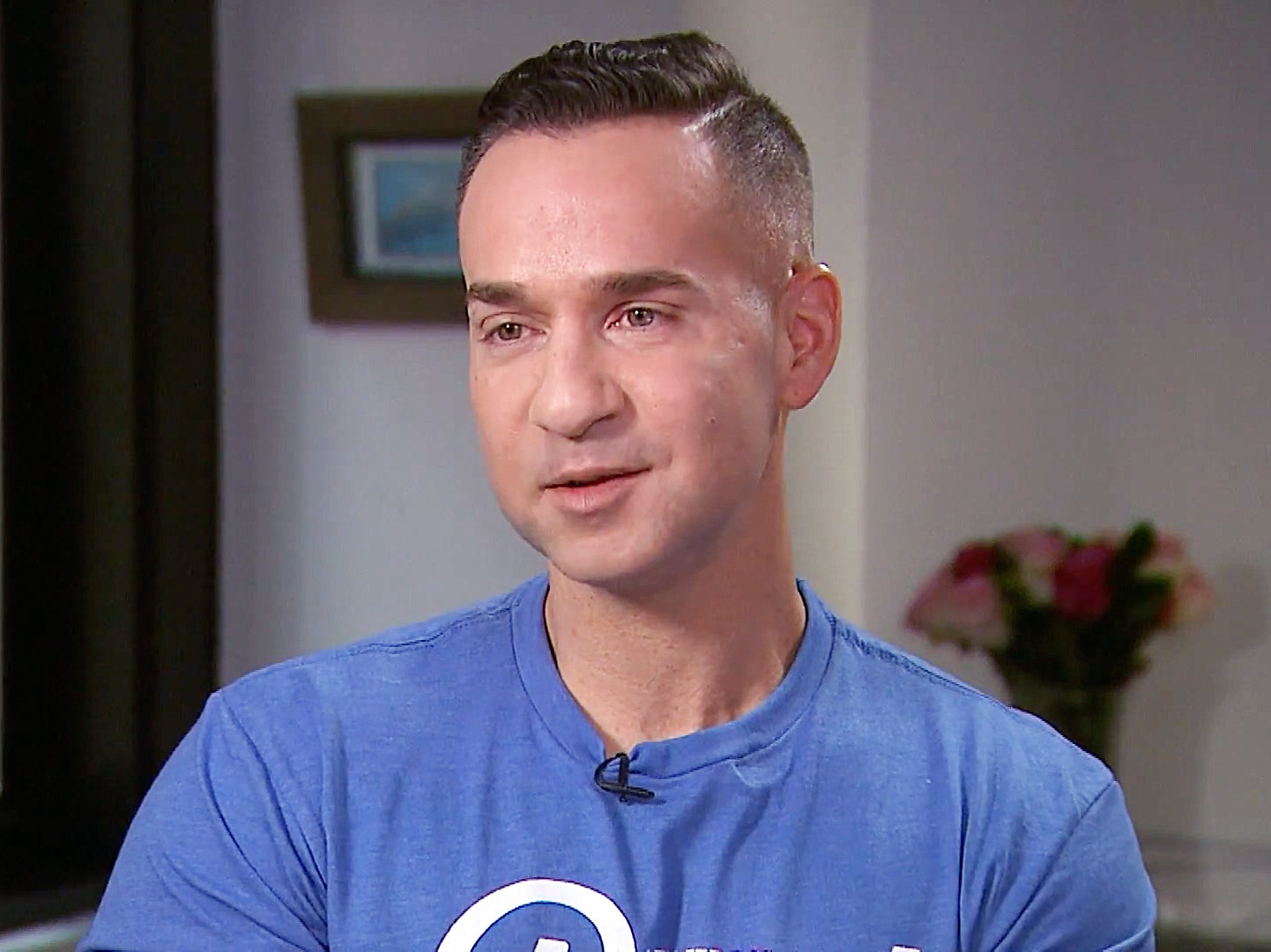Mike The Situation Sorrentino Speaks Out For First Time Since Prison