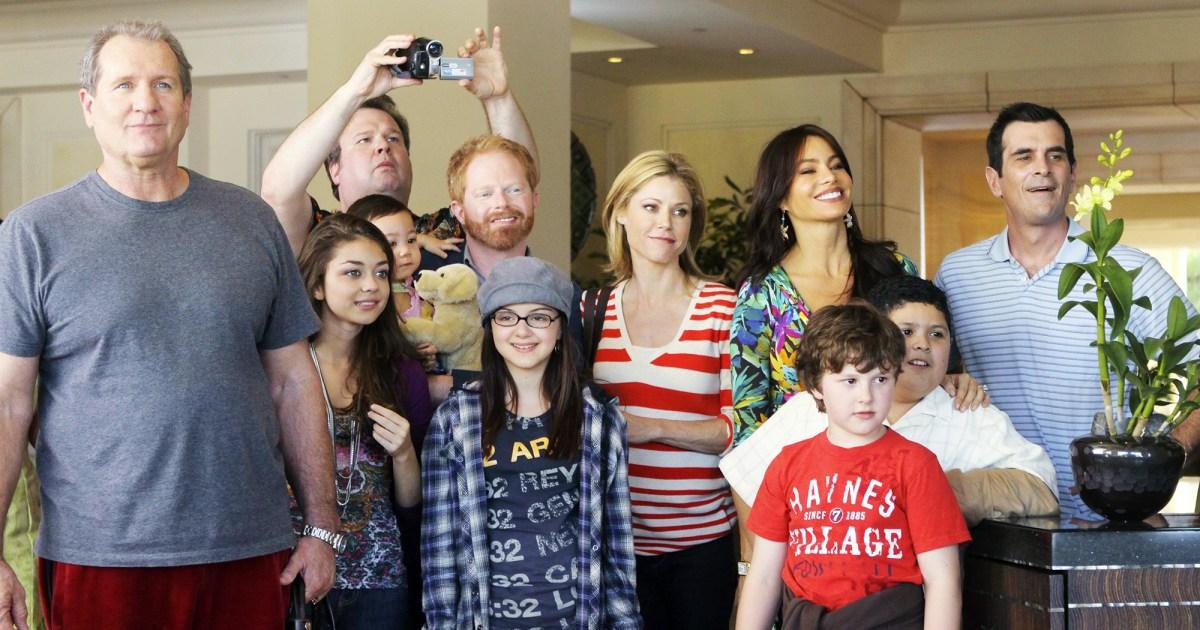 Tv Now Modern Family