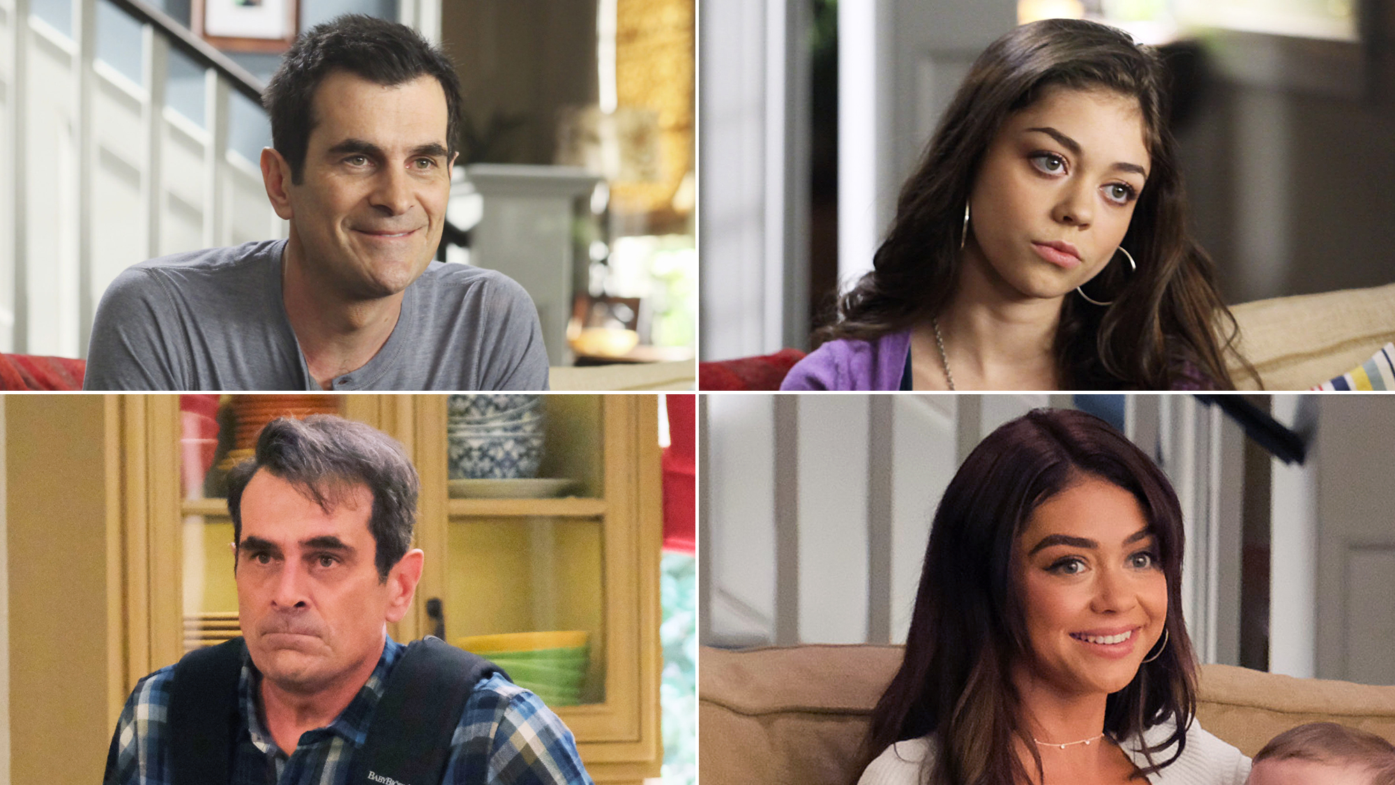 A Modern Family modern family' cast then and now: see the transformation photos