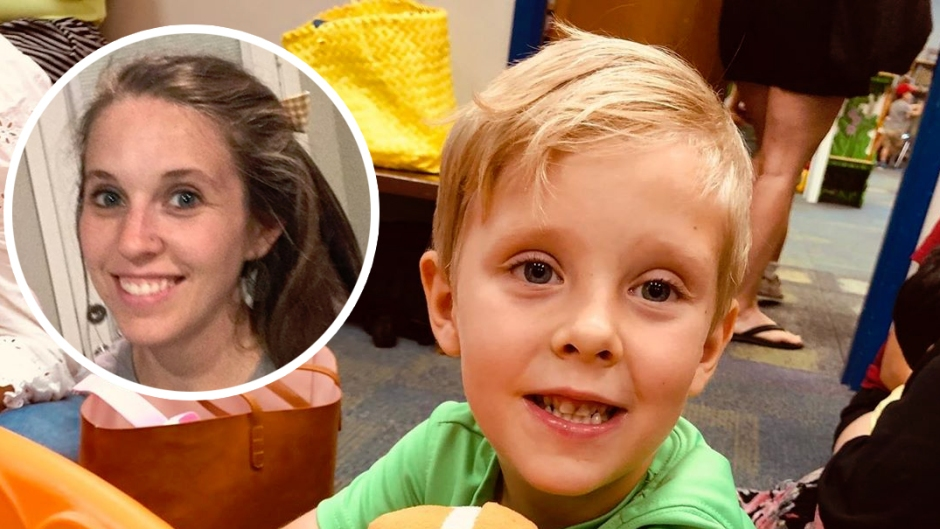 Mom Jill Duggar Shares What Dentist Revealed About Israel Dillards Teeth