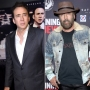 Nicolas Cage Full Beard and Brimmed Hat Unrecognizable
