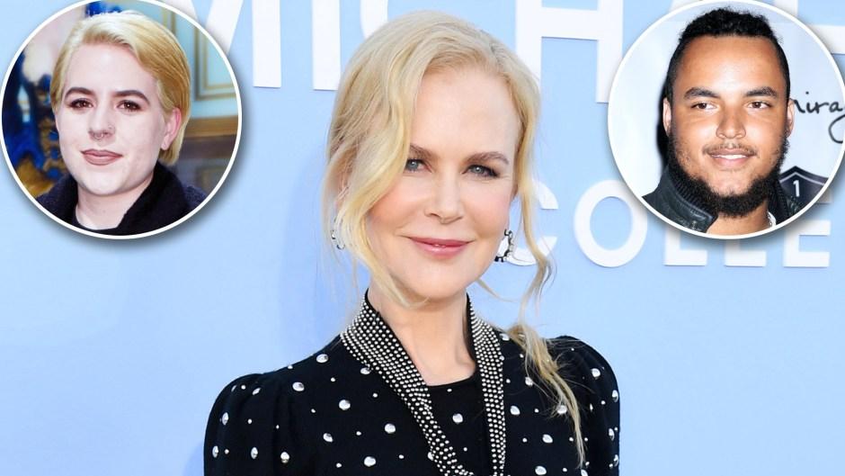 Nicole Kidman Relationship Isabella Connor