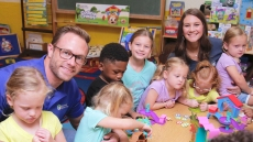 OutDaughtered Blayke Helping Sisters Ready School