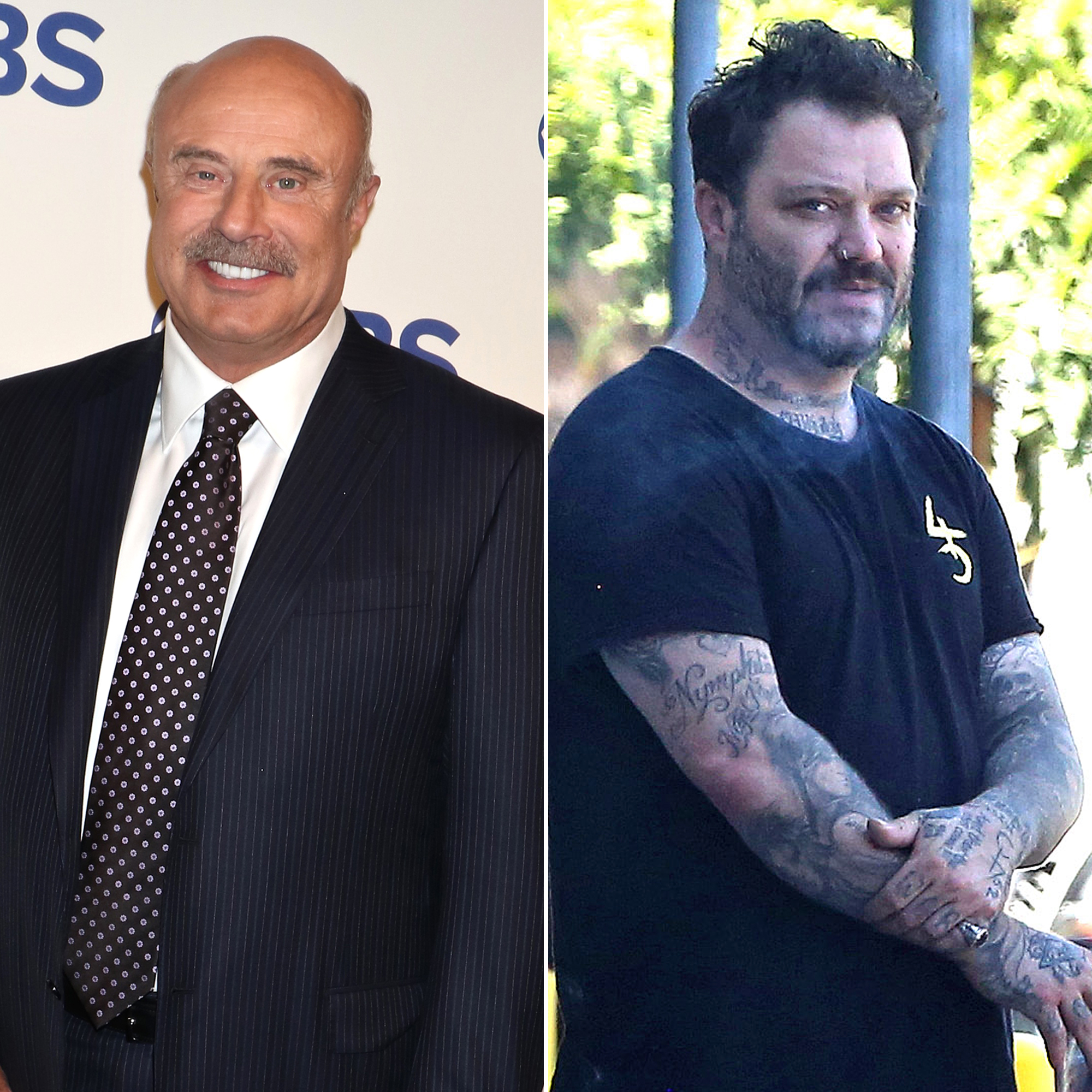 Dr. Phil Believes Bam Margera Is Making a 'Concerted, Sincere' Effort to Get Healthy in Rehab
