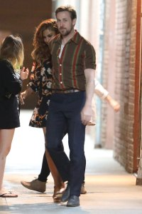 Ryan Gosling and Eva Mendes Seen Holding Hands After Date ...