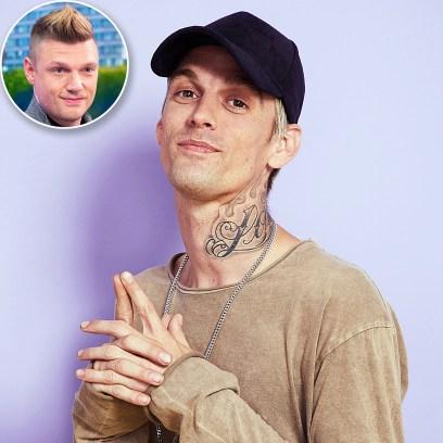 Shade Nick Aaron Carter NYSYNC Shirt Slams Backstreet Boys Fans