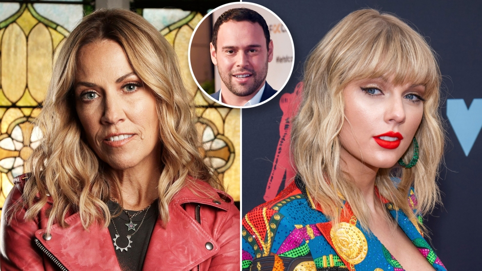 Sheryl Crow Backtracks Downplaying Taylor Swift Scooter Braun Drama