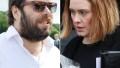 ADELE and Simon Konecki Split Looking Serious