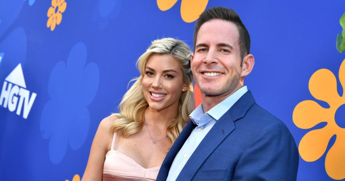 Heather Rae Young Gushes Over Tarek El Moussa After Christina Split News
