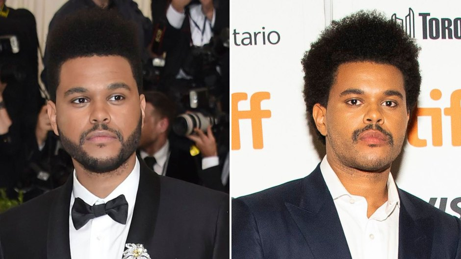 The Weeknd Looks Unrecognizable After Split from Bella