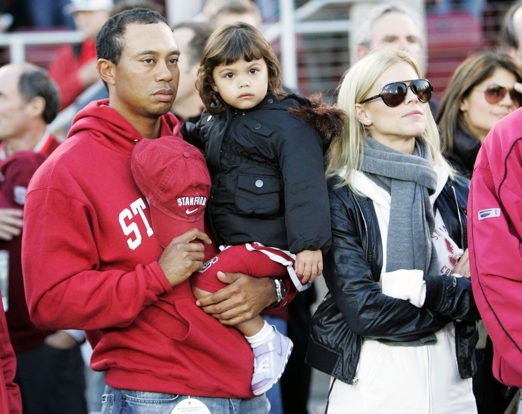 Tiger Wood's Ex Elin Nordegren Gives Birth with Boyfriend Jordan Cameron