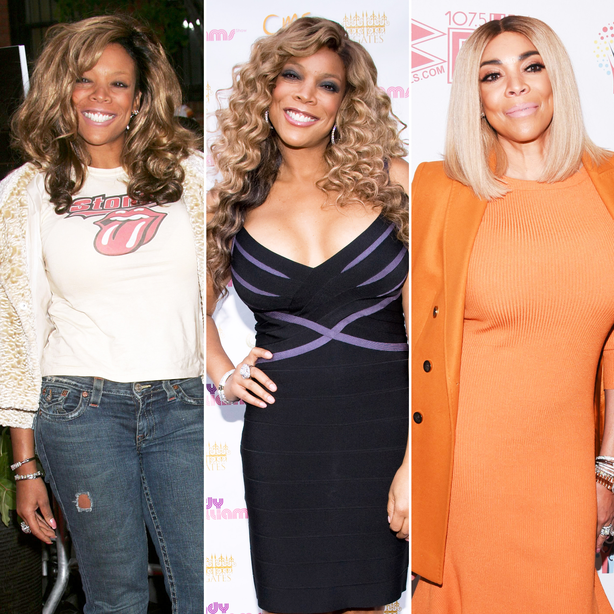 Wendy Williams Transformation See The Talk Show Host Then And Now