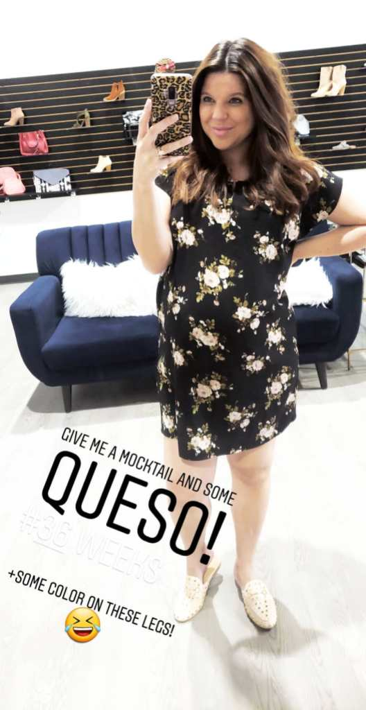 Mama's Got Cravings! Amy Duggar Hilariously Admits She Wants a 'Mocktail and Queso' at 36 Weeks Pregnant