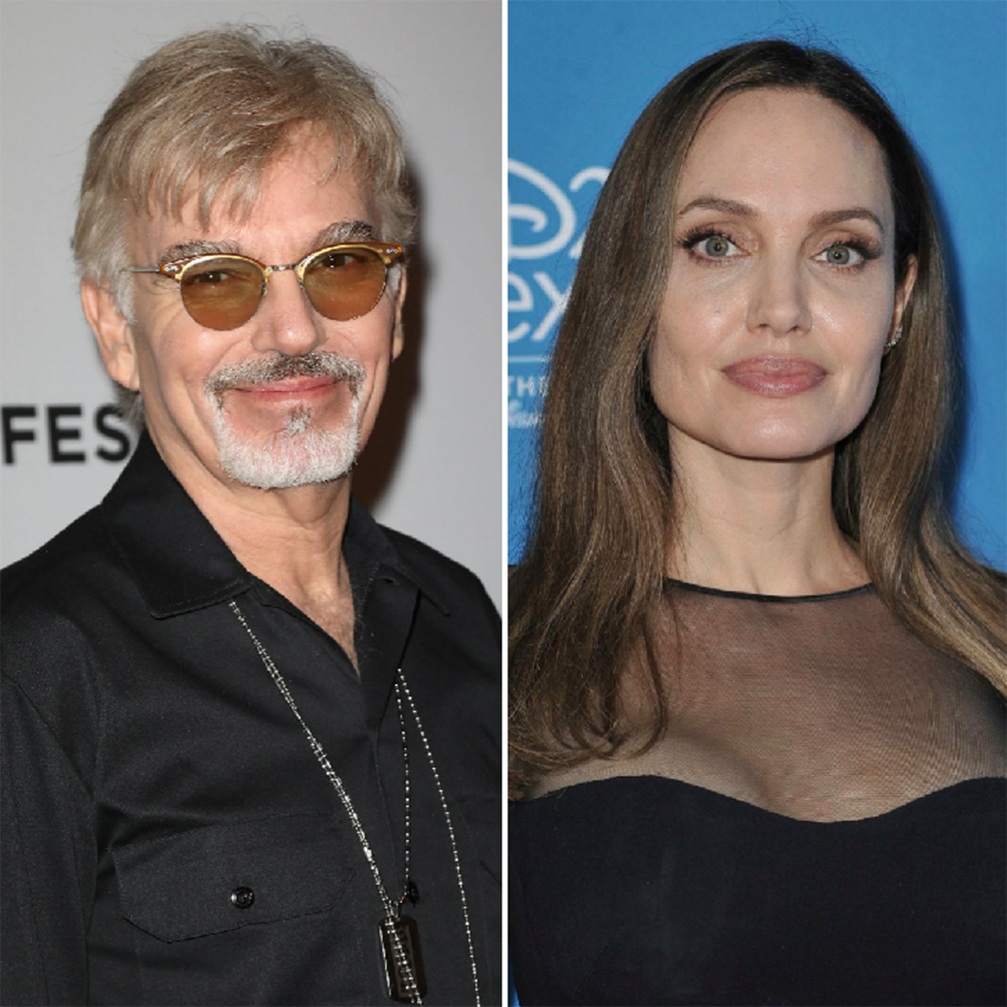 Billy Bob Thornton And Angelina Jolie Are Still Friends