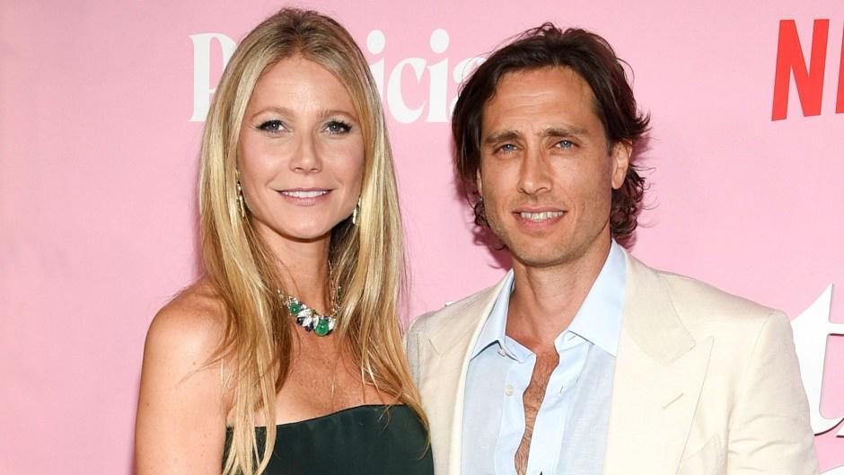 Congrats, Guys! Gwyneth Paltrow and Brad Falchuk Celebrate 1-Year Anniversary